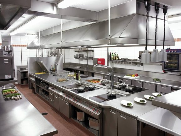 Commercial Kitchen Rental Equipment