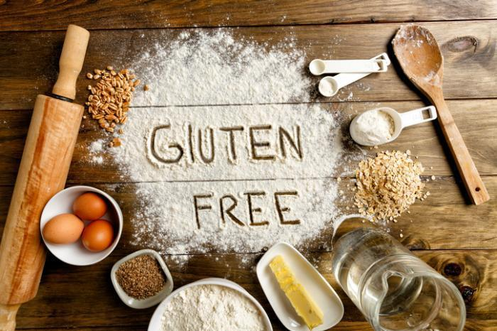 Commercial Kitchen Gluten Free Cooking